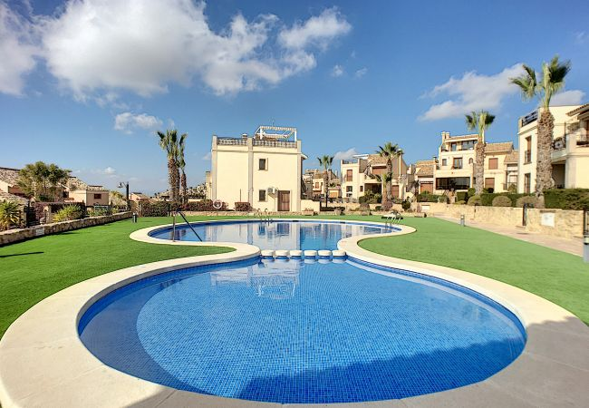 Apartment in Alforga - Casa Leone - La Finca Golf