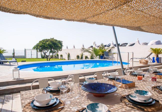 Villa in San Pedro de Alcántara - 503 - Mimosas Beach House, Luxury Beachfront Villa