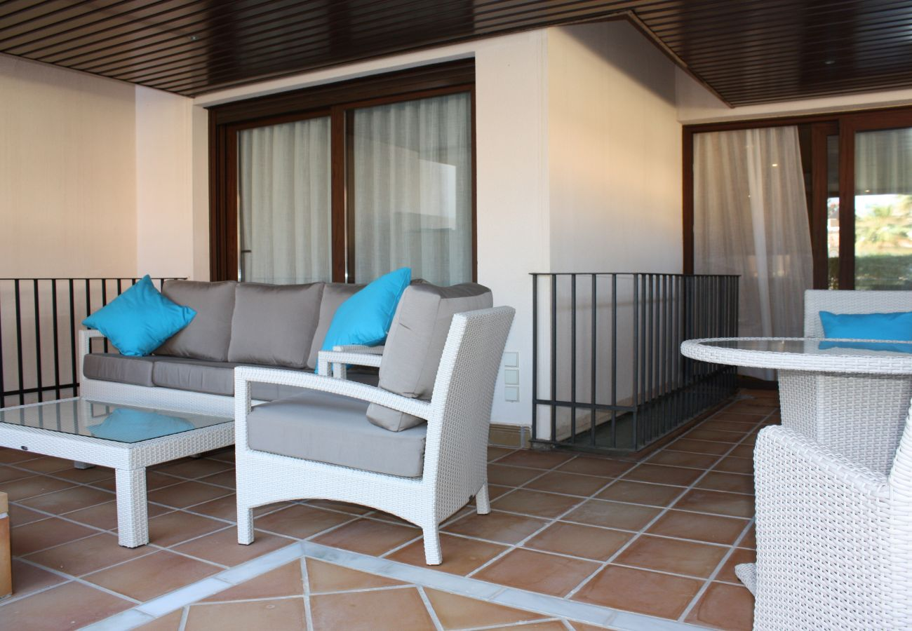 Apartment in Estepona - 100 - Beach apartment with Private Pool