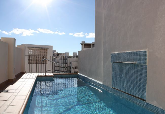 Apartment in Estepona - 117 - Penthouse with Pool