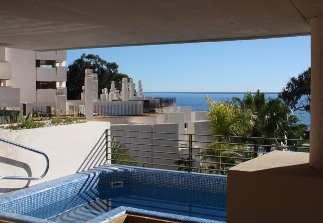 Apartment in Estepona - 125 - Beach apartment - Private pool