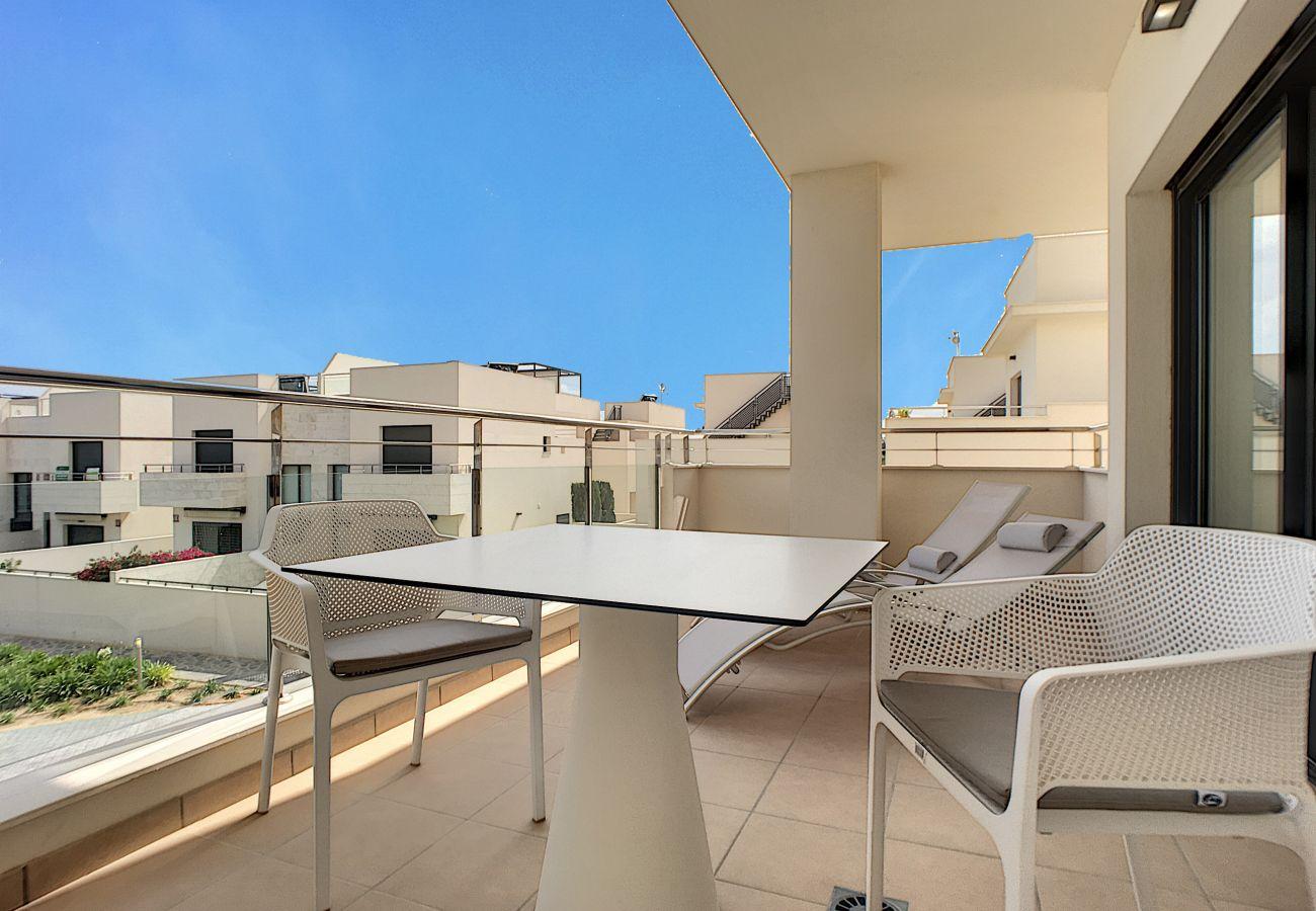 Apartment in Orihuela Costa - Jardines de Montesolana @ Orihuela Costa