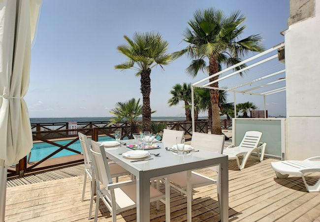 Apartment in La Manga del Mar Menor - Arenales - Van de Sype 003