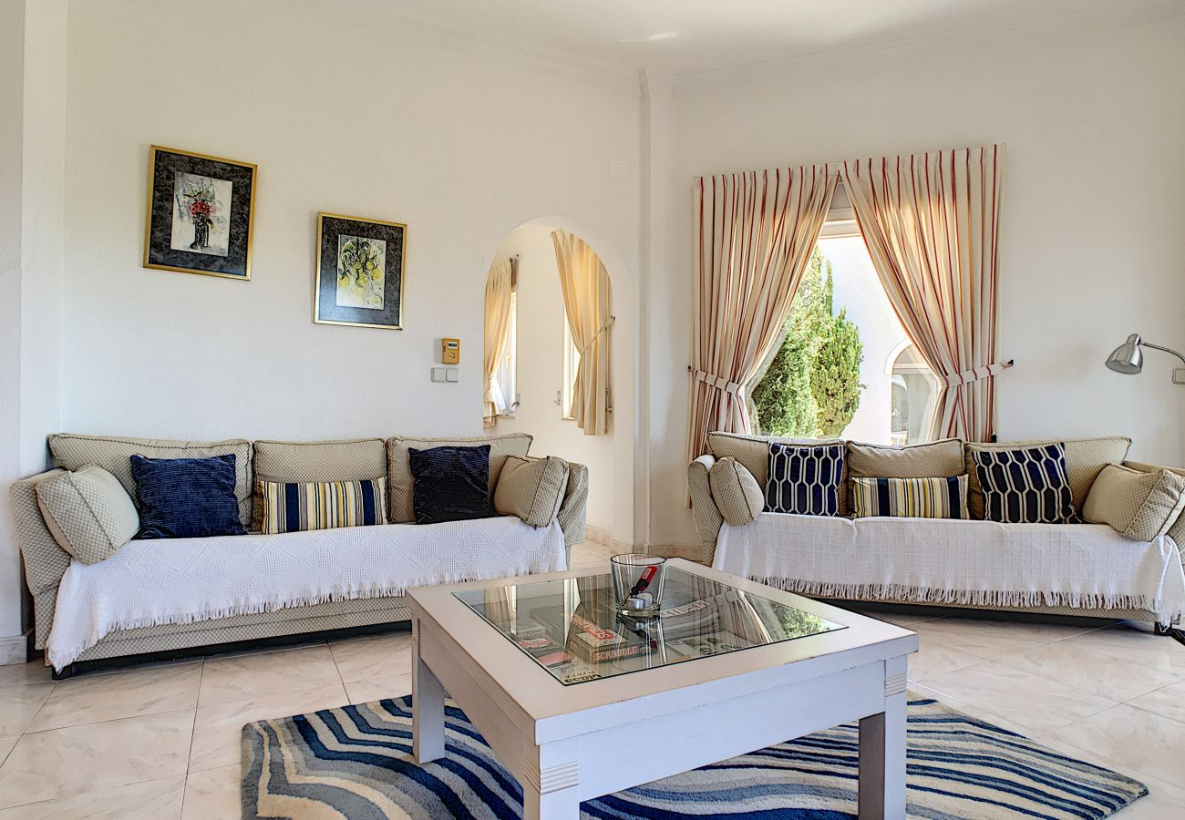 Apartment in La Manga Club - Buena Vista Los Arcos 36B