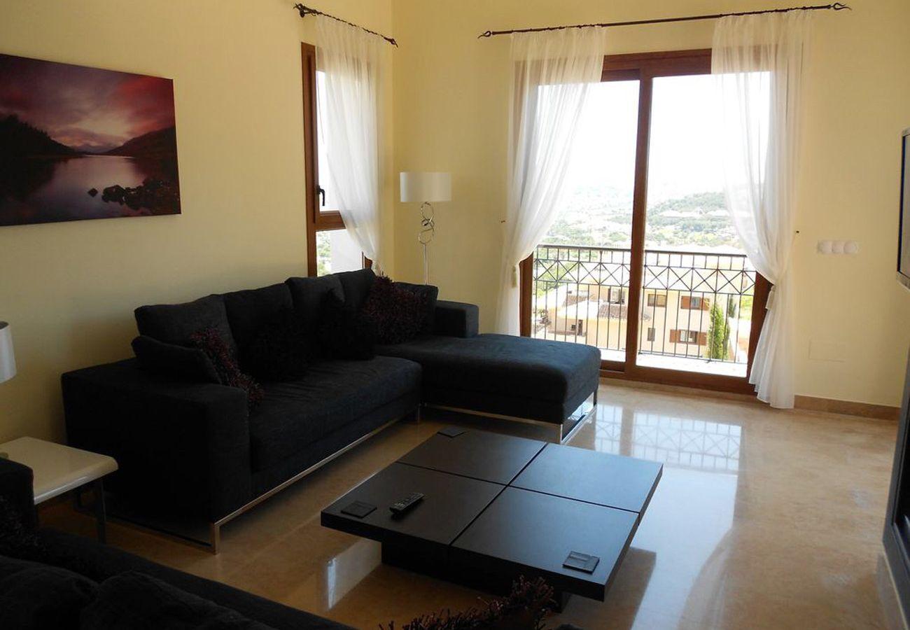 Villa in La Manga Club - Villa Buena Vista 17