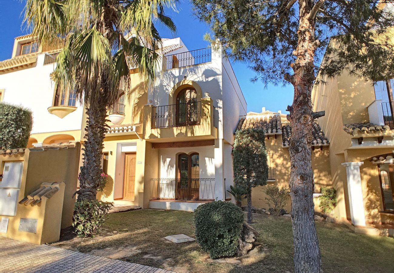 House in La Manga Club - La Manga Club - Las Atalayas 3709